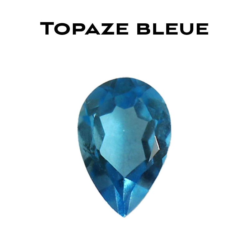 Topaze bleue